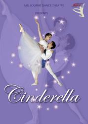 CINDERELLA - Victorian State Ballet Show